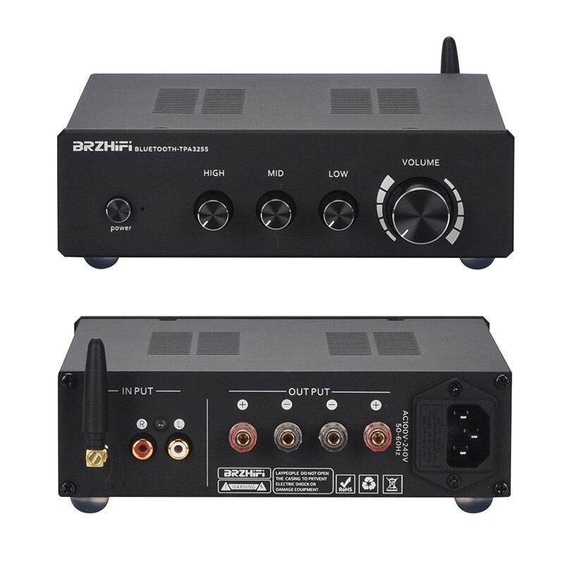 Breeze BRZHIFI TPA3255-A with Bluetooth 5.0 high power fever digital power amplifier 300WX2